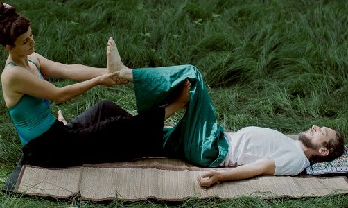 Grupowa sesja/ Warsztat masażu tajskiego